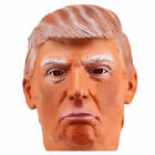 Halloween Cospaly Billionaire Presidential Donald Trump Latex Mask Costume 1PC
