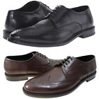 Hugo Boss Mens C-Urder Lace Up Brogue Wingtip Business Casual Dress Shoes
