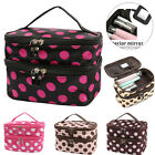 make up travel cases - Ladies Large Travel Organizer Toiletry Cosmetic Make Up Holder Case Bag Pouch US