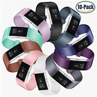 Внешний вид - FitBit Charge 2 Band 10 PCS Replacement Silicone Rubber Wristband Strap Size S-L