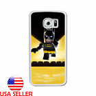 Batman Lego Movie Soft Phone Case for iPhone 7 8 LG Samsung Galaxy S6 S7 S8 HTC
