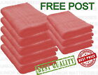 100% Cotton Top Quality Jumbo Bath Sheet Set Of 3 or 5 Gift Pack Peach Brand New