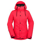 Volcom 2017 Bolt Insulated (Electric Pink) Women's Snowboard Jacket