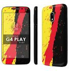 For Moto [G4 Play] Phone Skin Decal [Matching Wallpaper]  - G