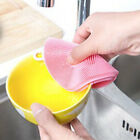 Multipurpose Antibacterial Silicone Sponge Cleaning Dish Grade Kitchen Food
