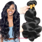 3bundles Unprocessed Brazilian curl Wave Body Wave Virgin Human Hair Bundles 6A