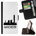 EUROPE EUROPEAN CITIES SKYLINE WALLET CASE COVER FOR SAMSUNG GALAXY S7