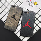 For iPhone 6 6s 6 Plus iPhone7 2017 Stylish Cool  Basketball Leather Case Cover