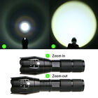XM-L T6 3800LM Aluminum Waterproof Zoomable CREE LED Flashlight Torch light
