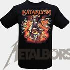 "Kataklysm "" Cross the Line of Redemption "" T-Shirt 104393#"