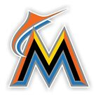 "Miami Marlins ""M"" Decal / Sticker Die cut on Ebay"