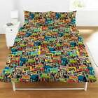 Dr Who Comic Duvet Cover Set - Kids Boys Doctor Bedding Bedroom - NEW GIFTS