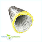 HYDROPONICS ACOUSTIC DUCTING INSULATED INLINE VENTILATION FAN DUCT