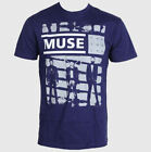 Herren T-Shirt Muse - Shade Of Grey - BRAVADO - Größe M