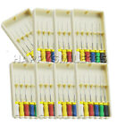 10 Packs Dental Maillefer K-File Endo Root Canal Hand Files Free Choose