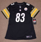 Heath Miller Pittsburgh Steelers Nike Limited Women's Jersey NWT. XS. S, M or L
