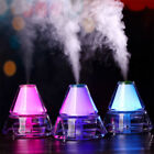 Iceberg Design Ultrasonic Mini Humidifier Aroma Diffusers Color LED Light USB
