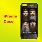 TS# Duck Dynasty Reality TV Series Case Cover iPhone 4s 5s 5c SE 6+ 6s+ 7+ 8 X