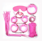 Unisex - Adult Fun Handcuffs Restraint Bandage Shackles Alternative Sex Toys Cosplay Kit