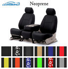 Coverking Custom Seat Covers Neoprene - Choose Color And Rows $279.99 USD on eBay