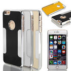 Aluminum Ultra-thin Metal Back Case Cover for Apple iPhone 6 Plus 5.5""
