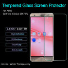 NEW 9H 2.5D Premium Real Tempered Glass Screen Protector Film For ASUS Zenfone
