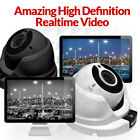 HYBRID 1080P CCTV Dome Camera 2.4MP (Varifocal Lens 2.8-12mm) NightVision 30M IR