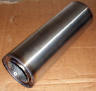 """4""""  ROUND UNIVERSAL T304g STAINLESS STEEL SILENCER"""