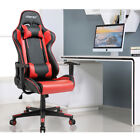 Merax Adjustable Gaming Chair Ergonomic Design High-back Racing Computer Swivel