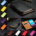 Genuine Leather Wallet Stand Flip Card Slot Case Cover For LG G3 V20 G4 G2 G6