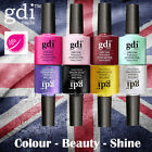 GDi Nails Pro Classic Top Base Matte Coats UV LED Soak Off Gel Nail Polish