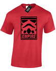 EMPIRE TROOPER KIDS CHILDRENS T SHIRT STORM WARS JEDI STAR YODA FAN BOYS $7.27 USD on eBay