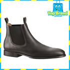 Rossi Mens Dress Boots Brown 5020 Tennant NON STEEL WORK BOOTS