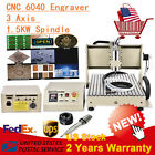 1.5KW Spindle 3  4 Axis CNC Router Engraver Engraving Drilling Milling Machine