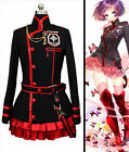 New D GRAY MAN Lenalee·Lee Anime Black Red Cosplay Costume Suit Cosplay set