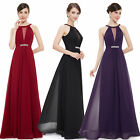 Ever Pretty Grace Beaded Chiffon Evening Dress Formal Bridesmaid Prom Gown 09995