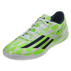 adidas Men's F10 Indoor Soccer Shoes White M18310