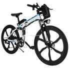 25inch 26inch Electric Folding Mountain Bike Cycling Bicycle with IS6H02