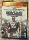 Play Station 2 PS2 Blitz the League (Manual, box and game)