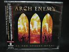 ARCH ENEMY As The Stages Burn ! JAPAN BLU-RAY + CD Carcass Witchery In Flames