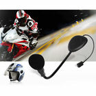 Motorcycle Bluetooth BT3.0 Mono Helmet Interphone Earphone Moto Headset V1-1 Kit