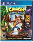 Crash Bandicoot N. Sane Trilogy -PlayStation 4 New Ps4 Games Sony Factory Sealed