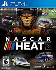 NASCAR Heat 2 - PlayStation 4 Brand New Ps4 Games Sony Factory Sealed