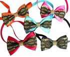 Halloween Pet Small Dog Bowties Puppy Cat Collar Neck Bow Ties Neclace Grooming