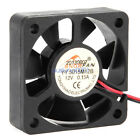 DC 12V/24V Cooling Fan 3000 RPM for Computer Cases CPU Cooler Fan Double Ball