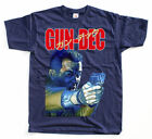 GUN-DEC VICE Project Doom Nes T shirt NAVY Arcade Famicom NINTENDO