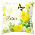 18'' Foxes Pillow Cases Linen Standard Pillow Covers Home Decoration