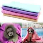 Soft Absorbent Pets Dog Cat Drying Towel Bath Cleaning Washing Cloth 66 x 43CM