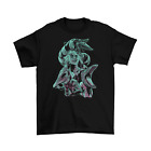 Beetlejuice Sand Worms T-Shirt Unisex Cotton Funny Size Tim Burton Halloween New image
