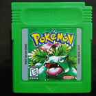 Pokemon GBA GBC Game Boy Advance Color Game Cartridge US Version [Reproduction]
